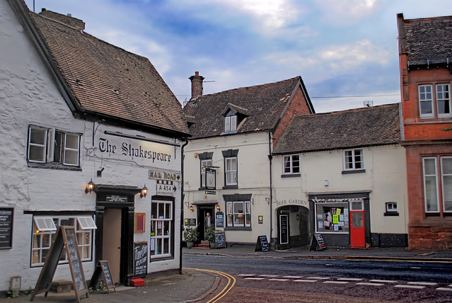 The Shakespeare, Bridgnorth, Shropshire. (Explored 08/10/20)