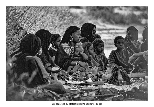 Les touaregs du plateau des Mts Bagzane-Niger_nb