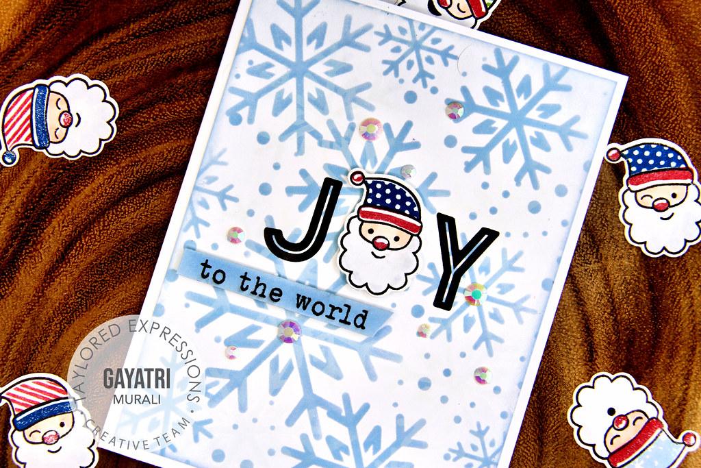 Christmas card #4 closeup1