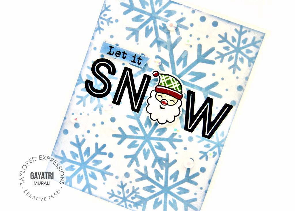 Christmas card #1 closeup4