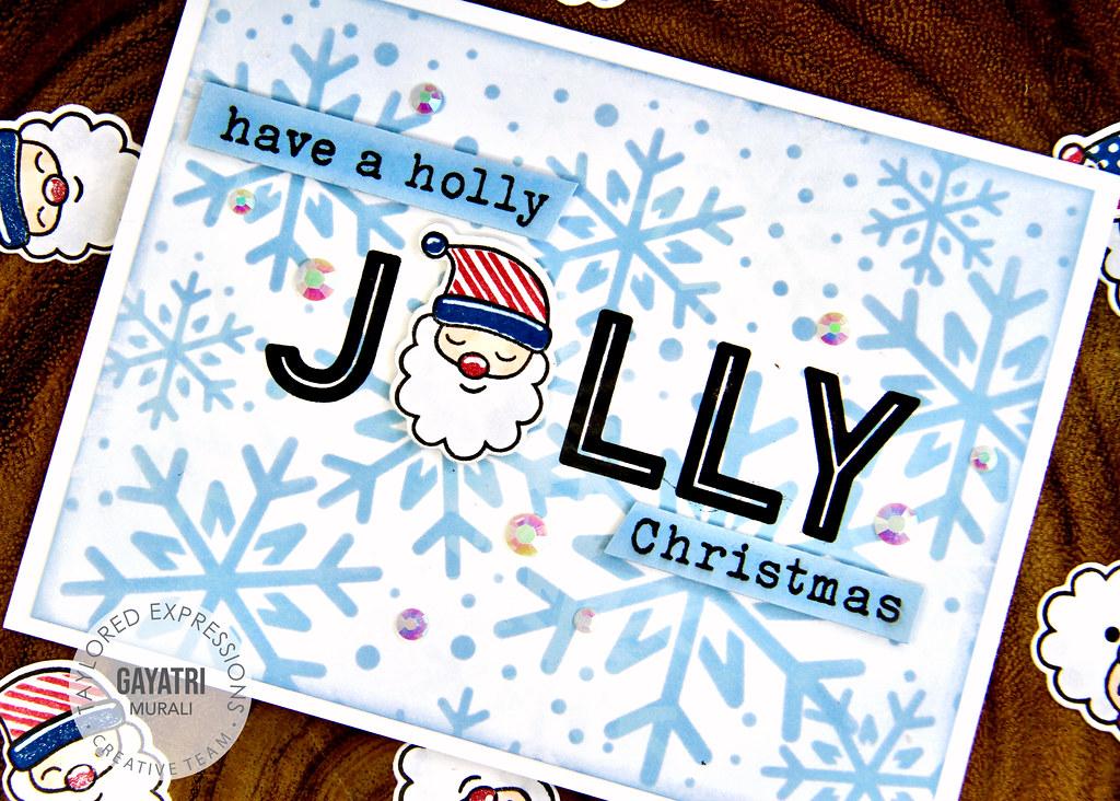 Christmas card #2 closeup1