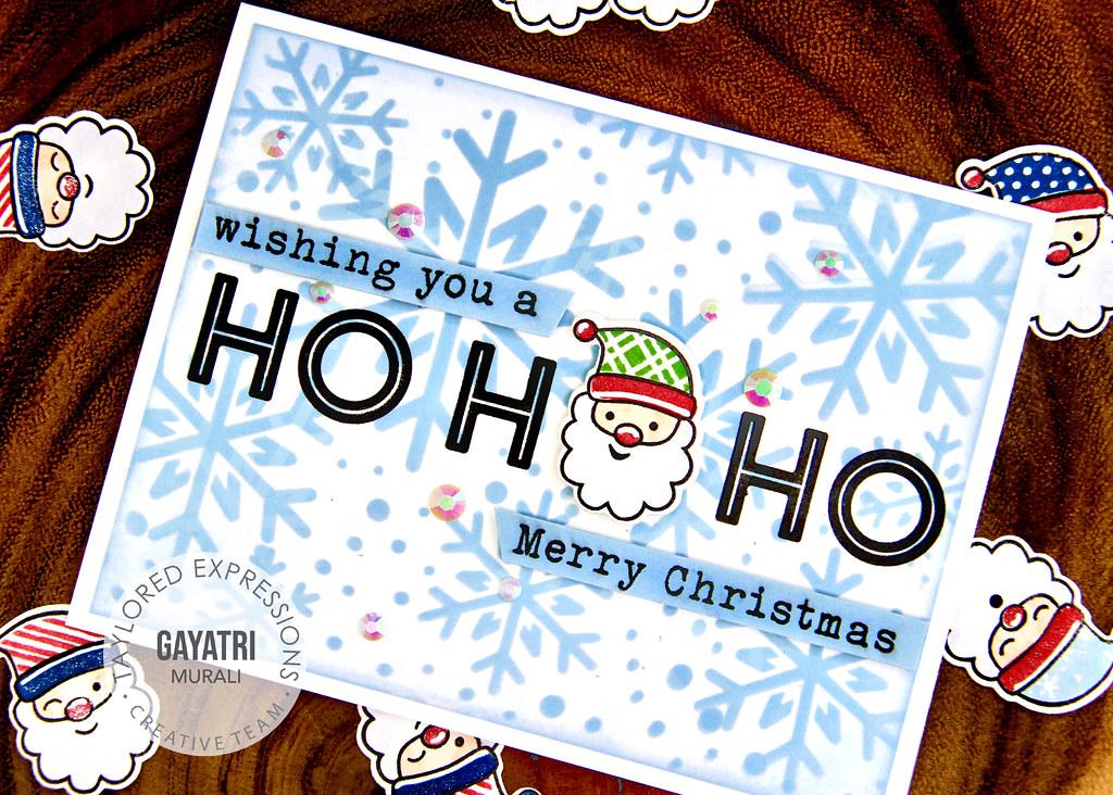 Christmas card #3 closeup1