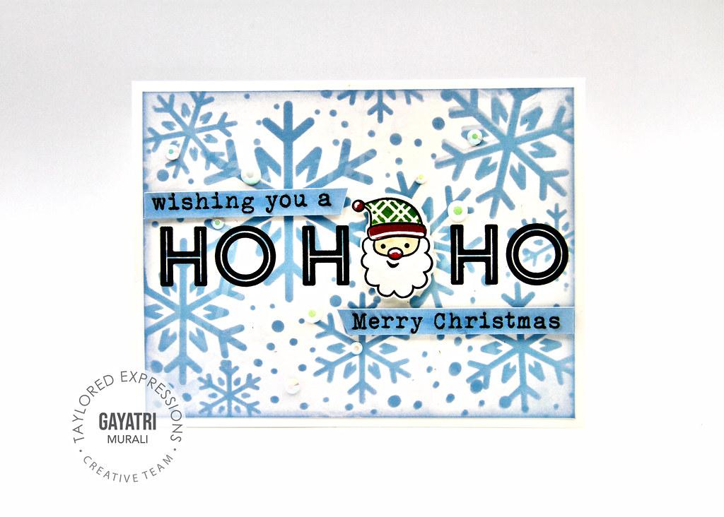 Christmas card #3 closeup2