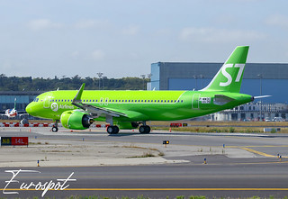 F-WWDC Airbus A320 Neo S7