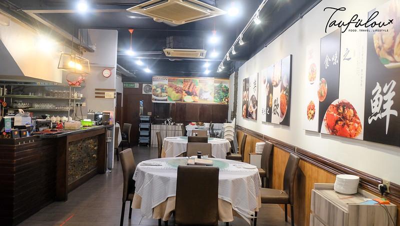 Hong kong food in pj