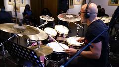 Masterclass de Música en Córdoba: Clinic de Batería con David Simó (5)