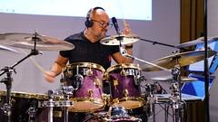 Masterclass de Música en Córdoba: Clinic de Batería con David Simó (7)