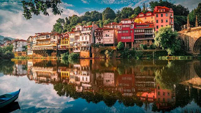 Amarante es una de las ciudades con más encanto del norte de Portugal