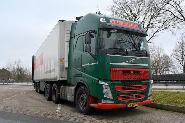 NL - Volvo FH4 Globetrotter XL - van Duijn Transport