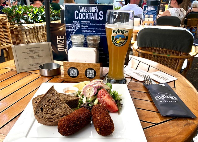 Lunch / Van Buuren / Maastricht