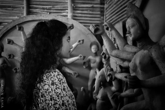 Devi Durga © Ayon Saha