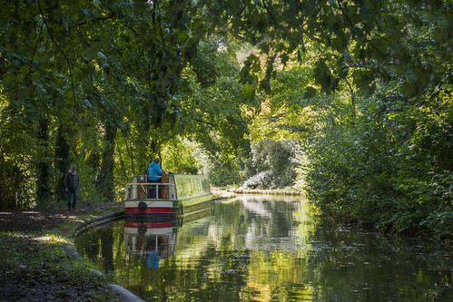 canal boat 7578 (philip hayman)