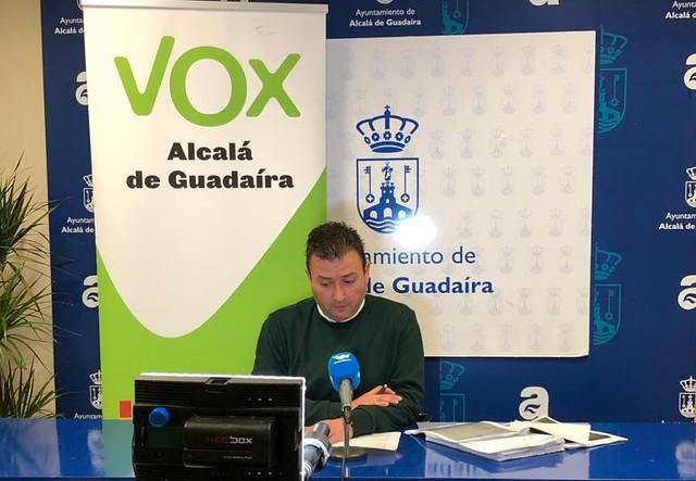 Juan Carlos VOX