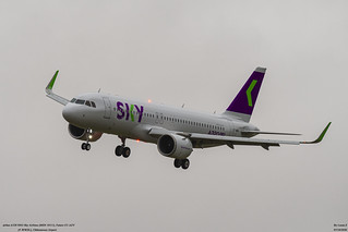 airbus A320 NEO Sky Airlines (F-WWDL) (MSN 10111), Future CC-AZV
