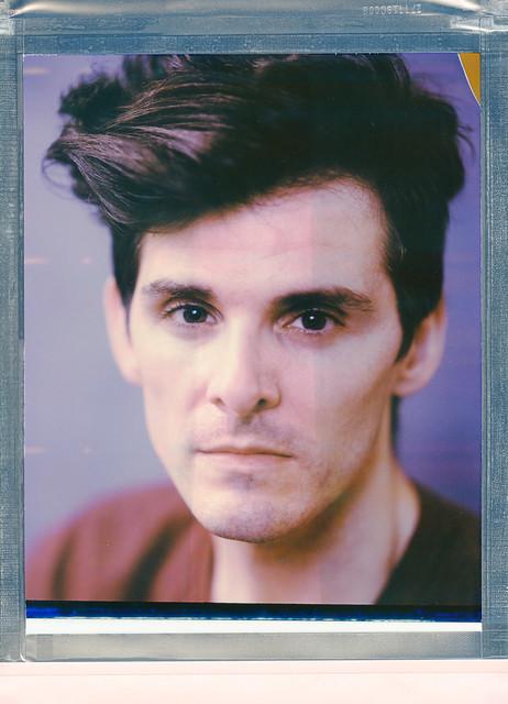 Mat Marrash, 8x10 Polaroid