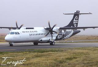 F-WWEB ATR72-600 Air New Zealand