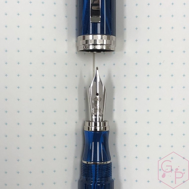 Bexley Carroll Shelby 427 Cobra Fountain Pen 14