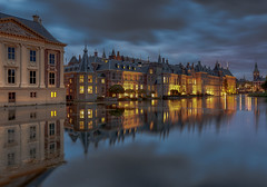 Houses of Parliament  / Hofvijver 2020