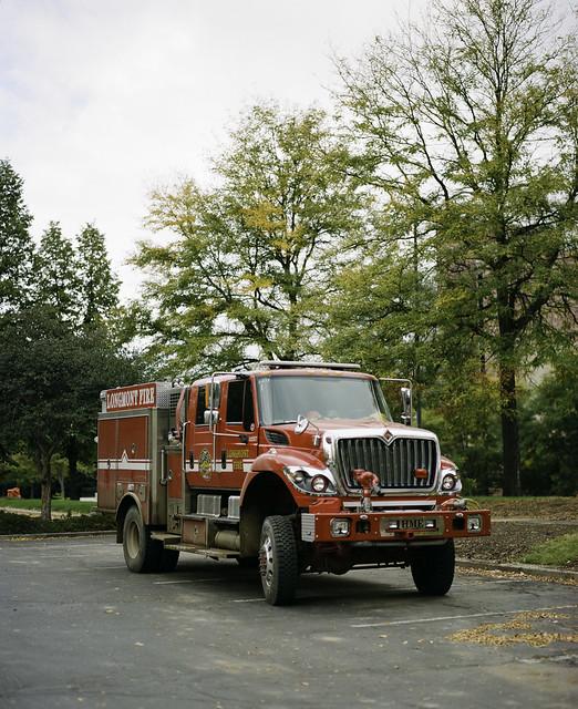 Longmont Firetruck