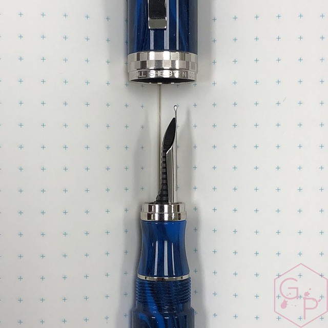 Bexley Carroll Shelby 427 Cobra Fountain Pen 15
