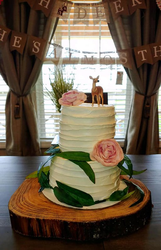 Cake by Southern Crumbs LLC
