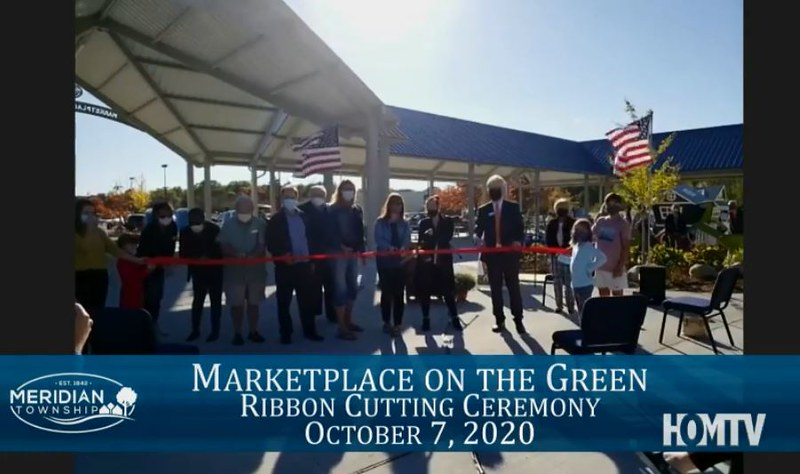 Marketplace on the Green Virtual Ribbon Cutting Ceremony