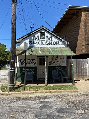 M&M Snack Shop, Marion AL | by Deep Fried Kudzu