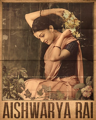 Aishwarya Rai Bachchan Vintage style