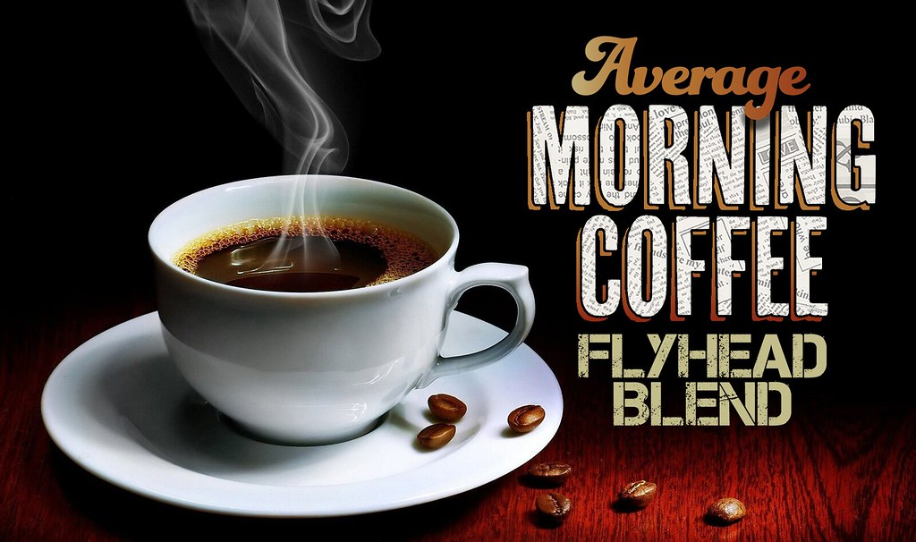 Average Morning Coffee 10.8