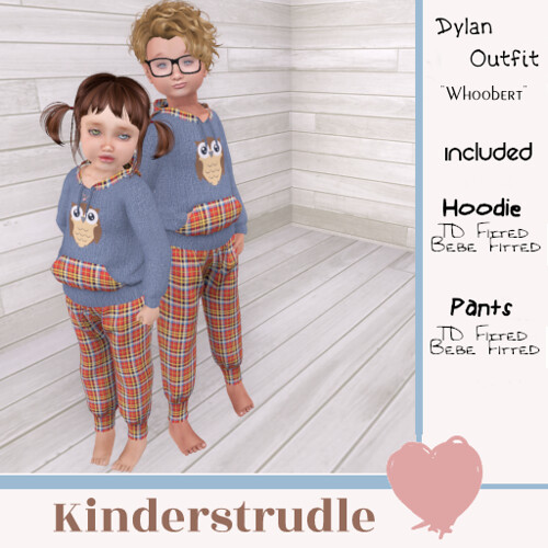 KS Dylan Outfit Whoobert AD - New Group Gift (FREE)