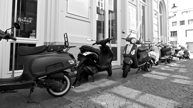 Scooters / Maastricht