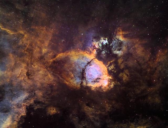 Fishhead Nebula