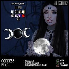 Six Feet Under - Goddess Bindi