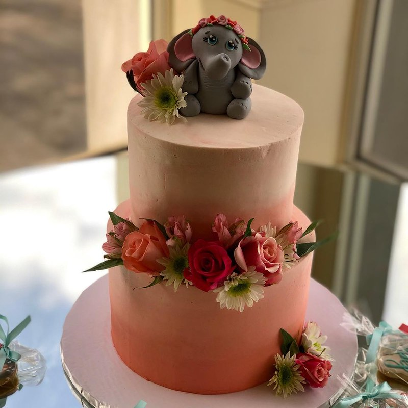 Cake by Jelly Bakes Cakes