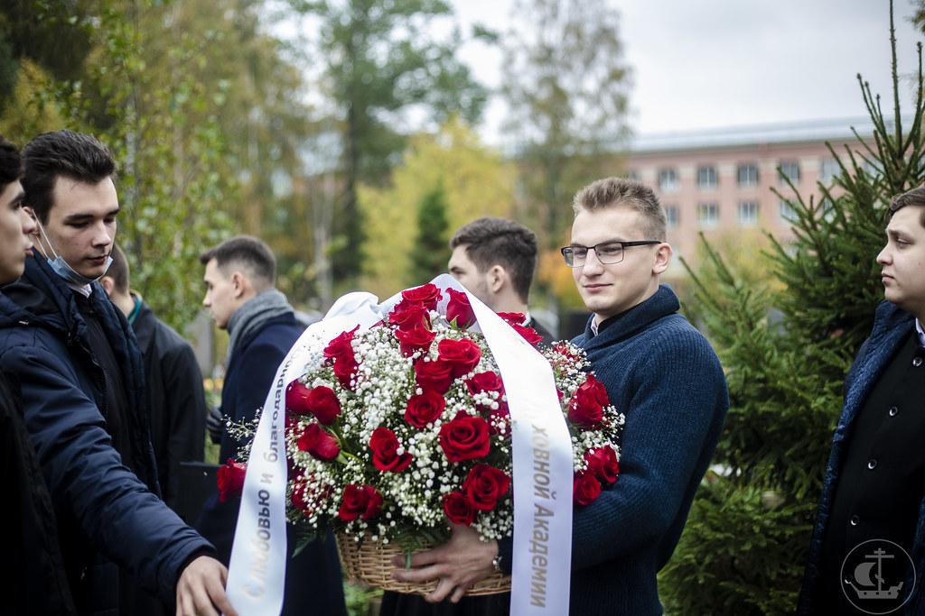 8 октября 2020, Отпевание профессора Леонида Григорьева / 8 october 2020, The funeral of the professor Leonid Grigoriev