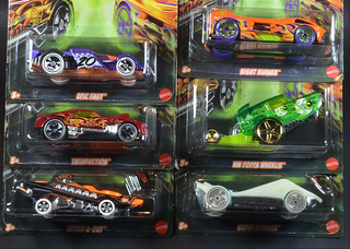 2020 Hot Wheels Happy Halloween! Series Kroger Exclusives | by Milton Fox