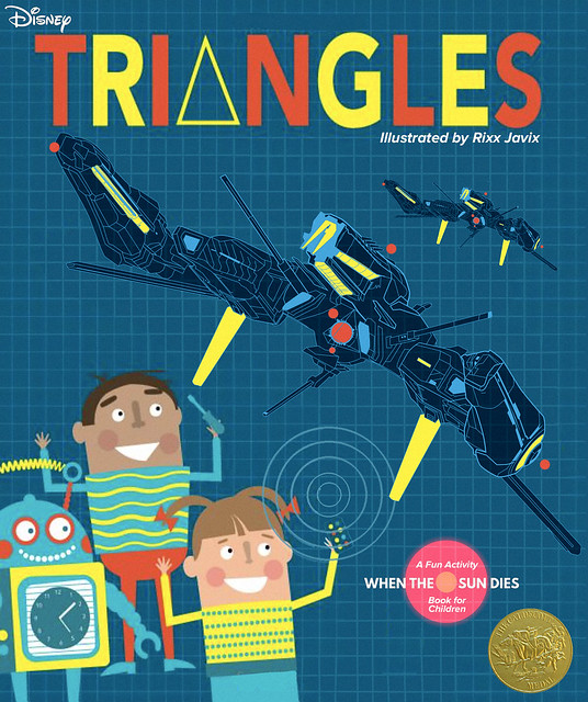 Triangles Children's Book