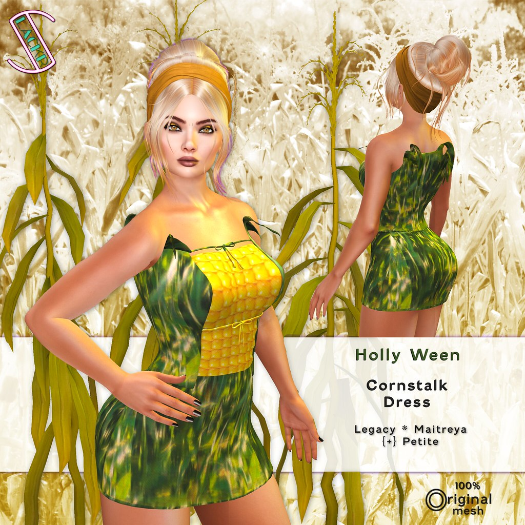 Slackr :: Holly Ween {Cornstalk} IBTC