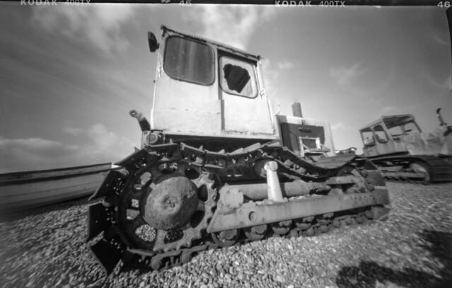 Tractor, Weybourne