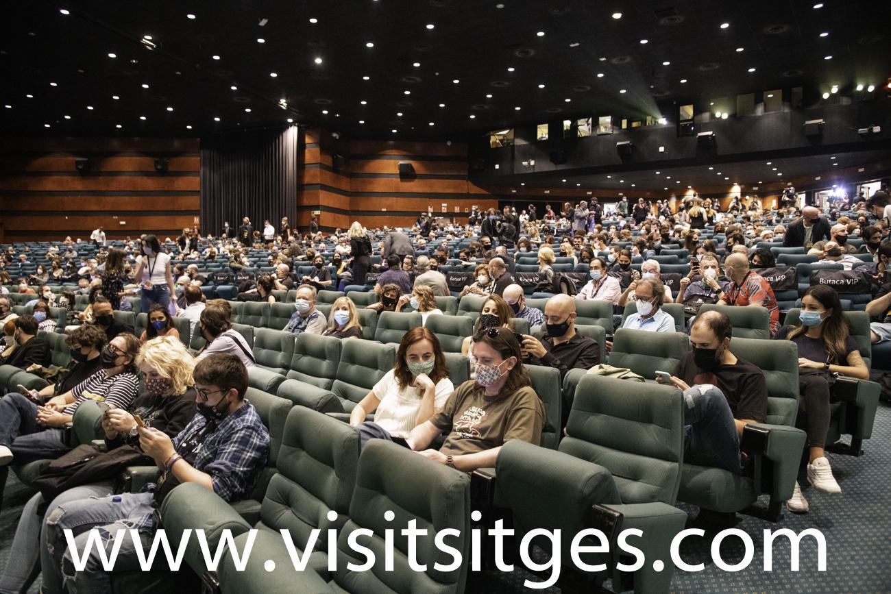 RED CARPET INAUGURAL DEL SITGES FILM FESTIVAL 2020