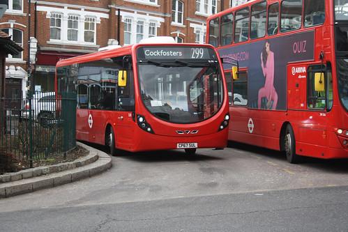 Sullivan Buses SL90 CP67SUL