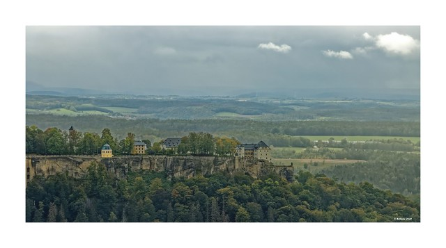 Sächsische Schweiz - Festung Königstein
