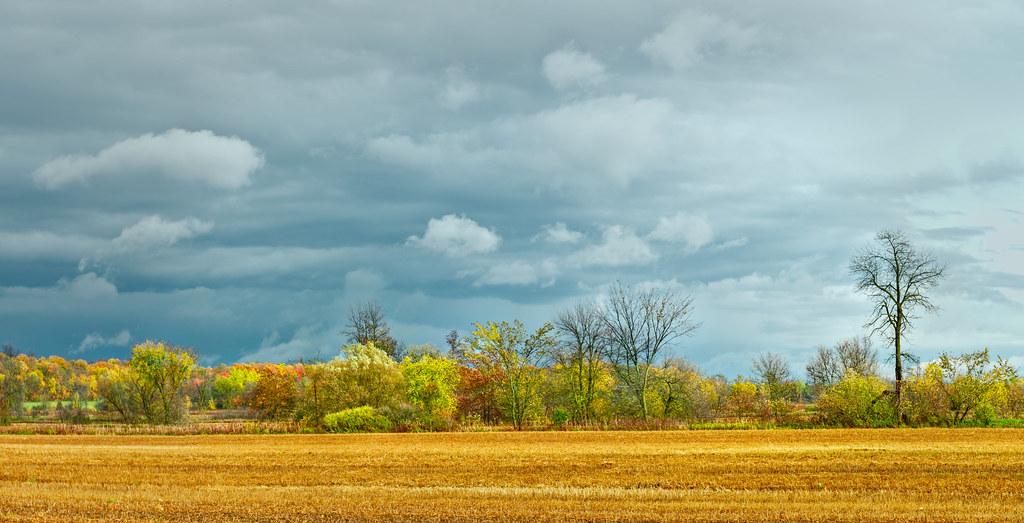 Éclaircie entre deux orages  --- between two storms -- entre dos tormentas