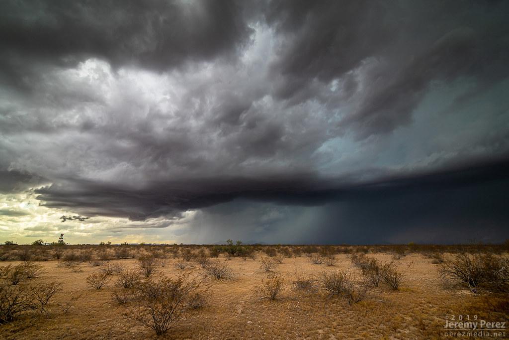 23 September 2019 — Tonopah, AZ — Storm
