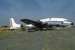 Douglas DC-6 ETP 10004, Santa Lucia AFB, Mexico Dec93