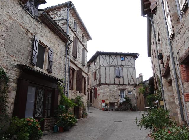 Tarn - Castelnau-de-Montmiral