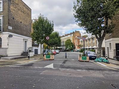 Albert Street filter from Mornington Street