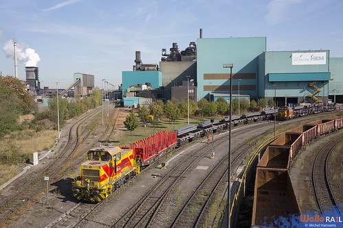 Lok 876 . ThyssenKrupp . Duisburg Hüttenheim . 14.09.20.