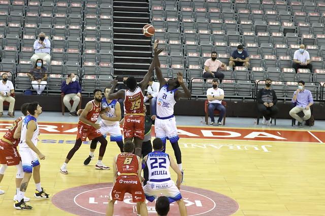 AMISTOSO | Real Murcia Baloncesto. - Melilla Sport Capital