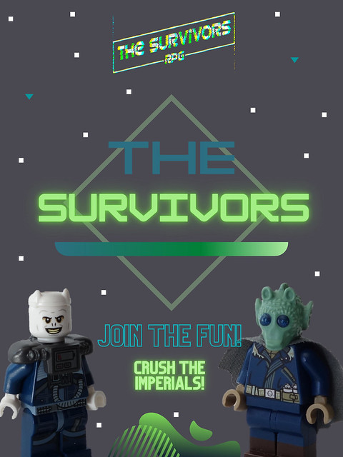 Join The Survivors RPG!